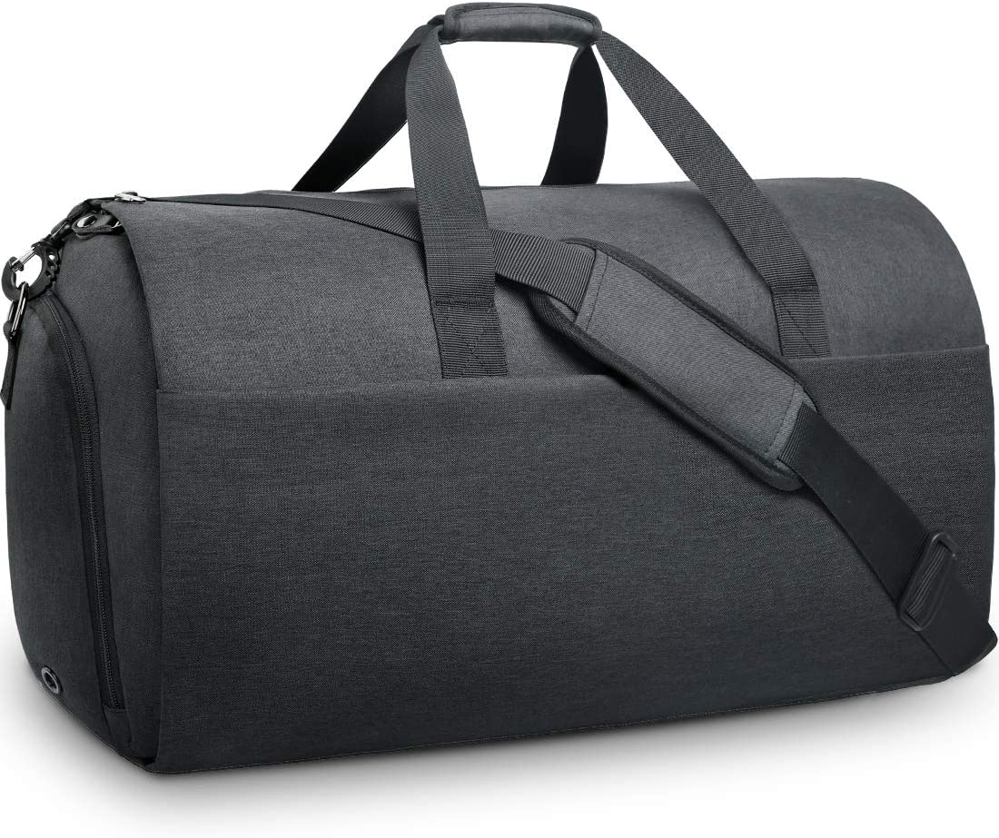 The Garment Bags Convertible Suit Travel Bag travel product recommended by Mia Clarke on Lifney.
