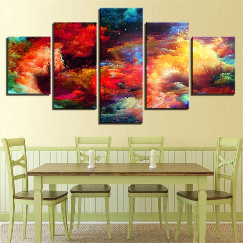 Comecong Pintura Decorativa, HD Inkjet Paisaje música Restaurante ...