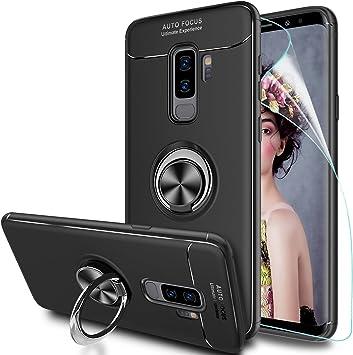 Leyi Hülle Galaxy S9 Plus Handyhülle Mit Hd Folie Elektronik