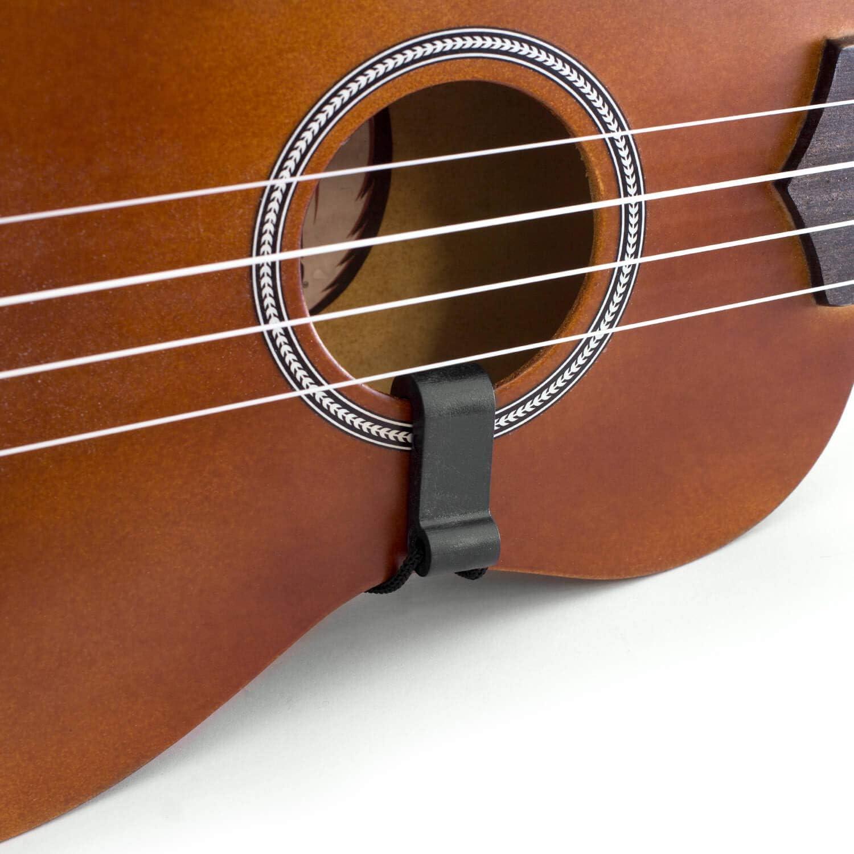 M/úsica Primer Original dise/ño Se/ñor Perro algod/ón suave y piel aut/éntica correa de ukelele ukelele correa para el hombro