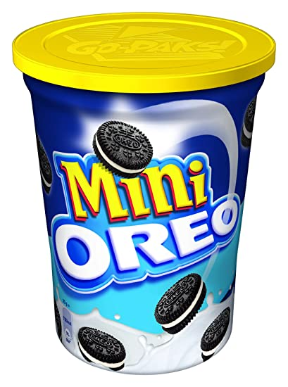Oreo Mini Galletas - 115 g