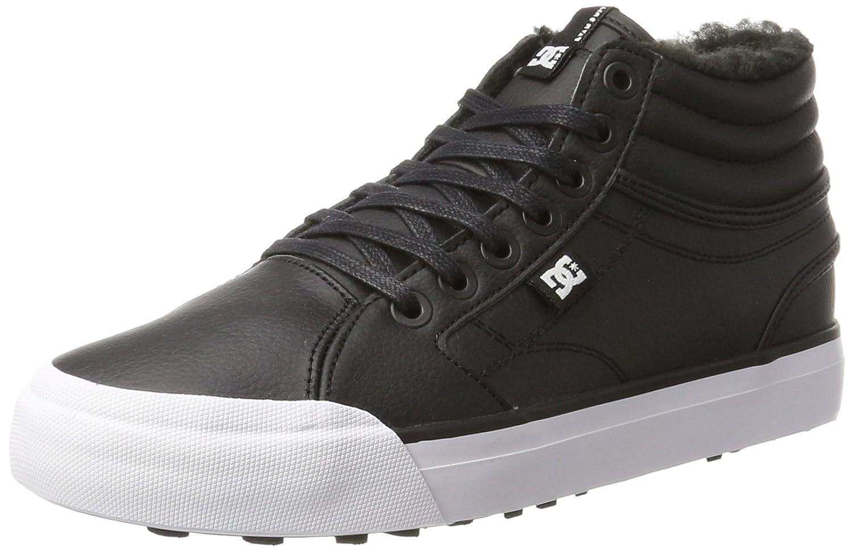 TALLA 36 EU. DC Shoes Evan Hi WNT, Zapatillas para Mujer