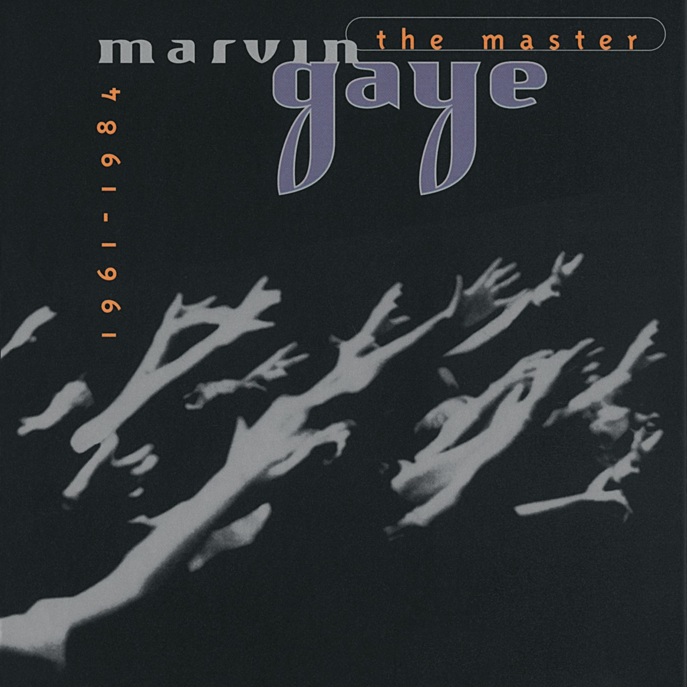 Marvin Gaye: The Master (1961-1984) by Motown Records