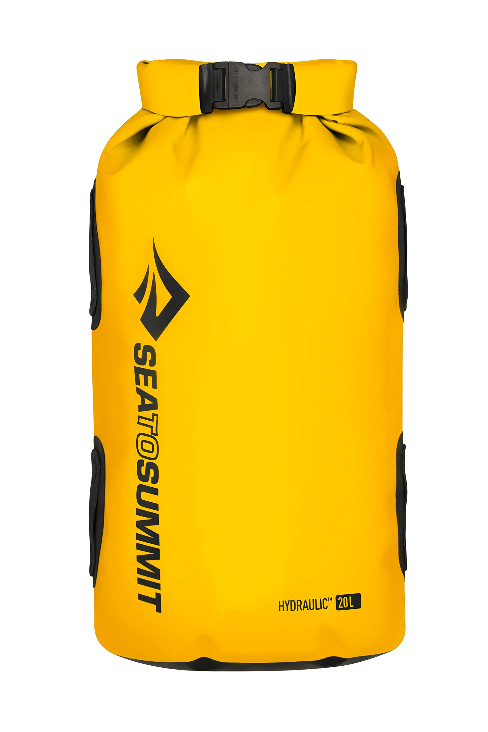 Sea to Summit Hydraulic Dry Bag - Yellow 20L by Sea to Summit