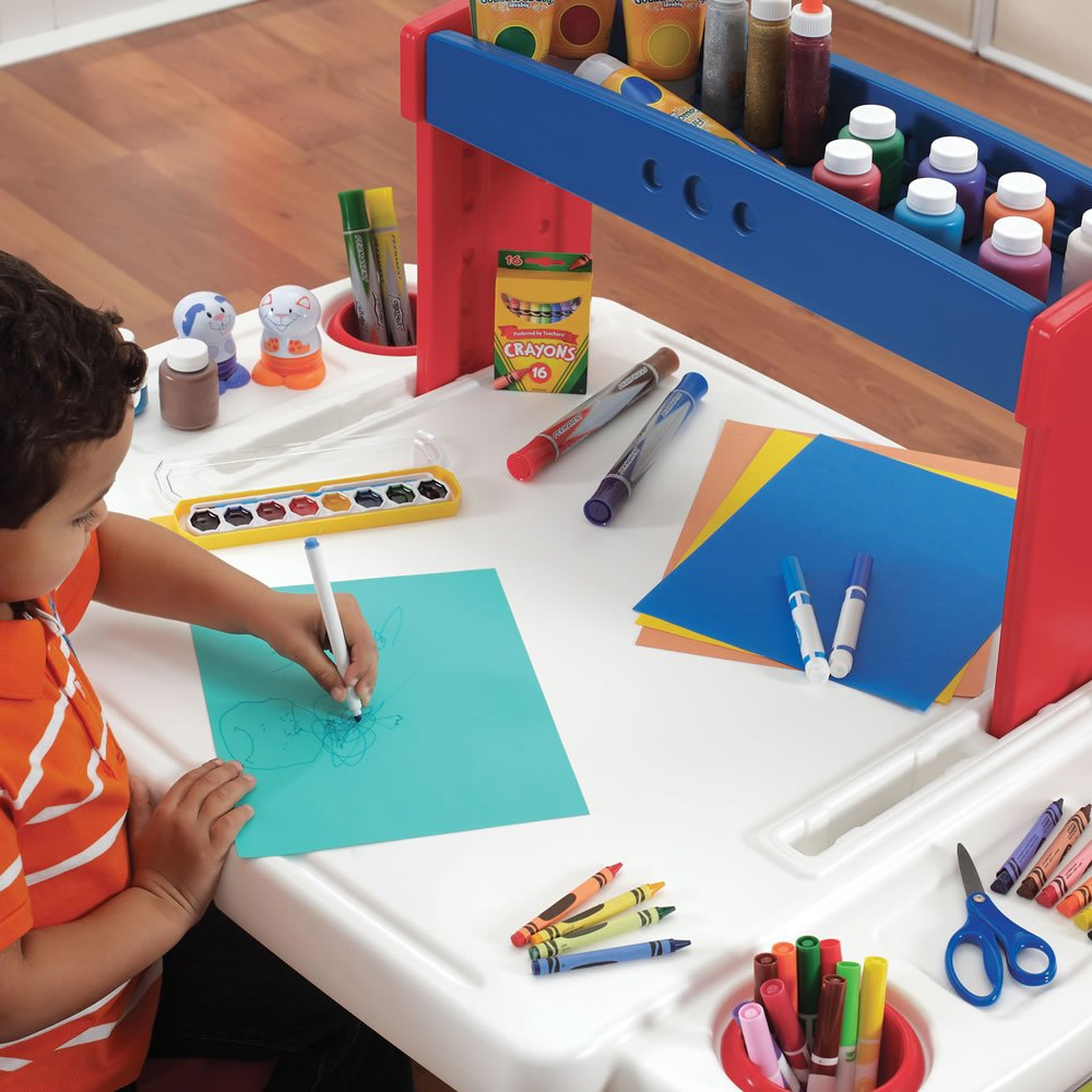 Toys R Us Step2 Art Master Activity Desk Hostgarcia