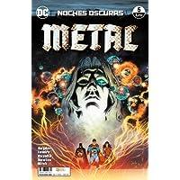 Noches oscuras: Metal (O.C.): Noches oscuras: Metal núm. 05