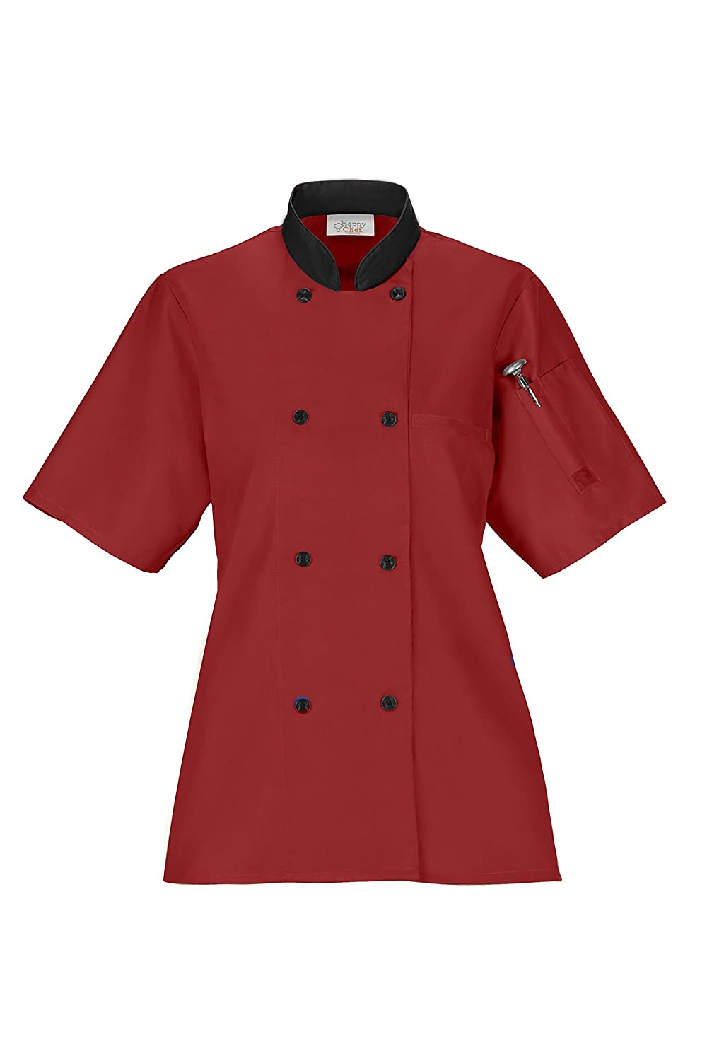Women's Lightweight Chef Coat 305