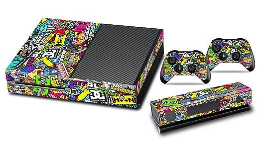 3 opinioni per GameXcel & reg; Designer Sticker pelle di protezione per Xbox Una console