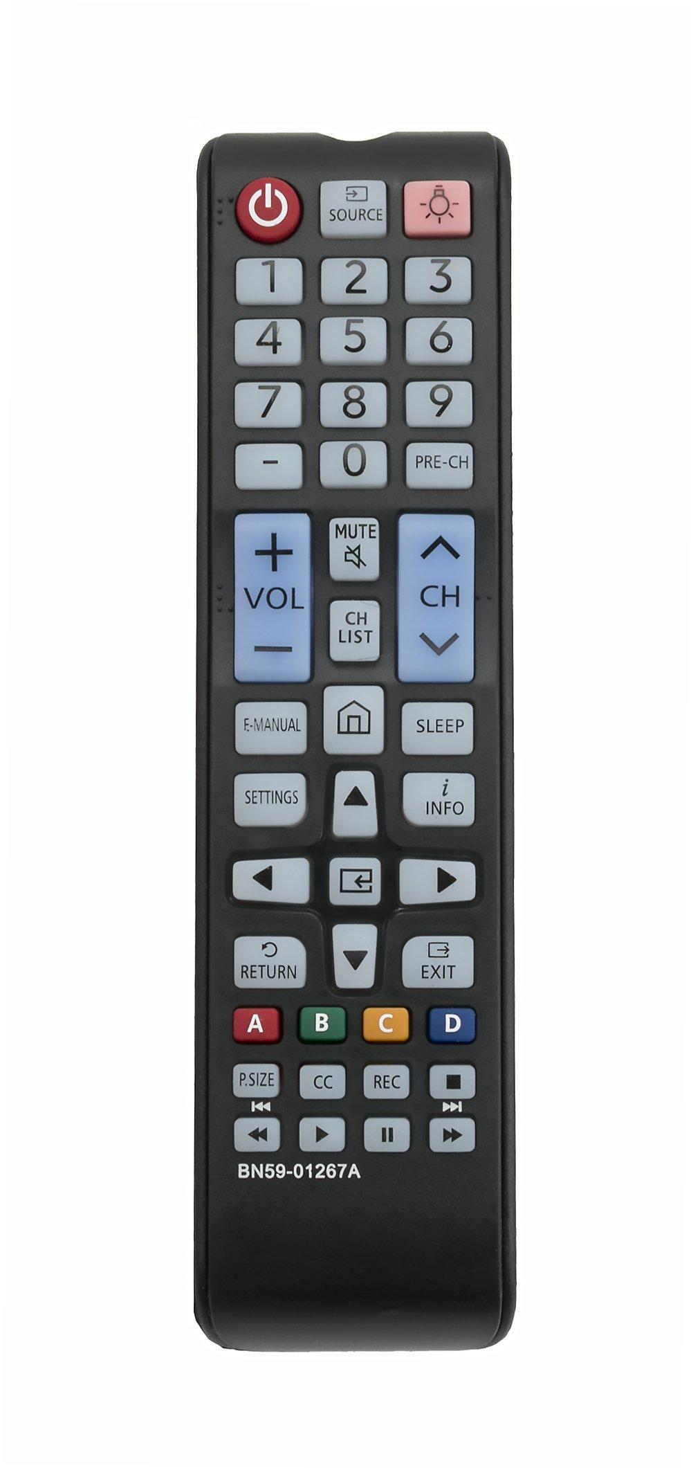 Control Remoto BN59 01267A Samsung TV UN32M530D UN40M530D...