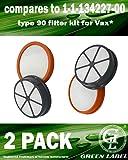 2 Pack For Vax Filter Kit (Type 90)