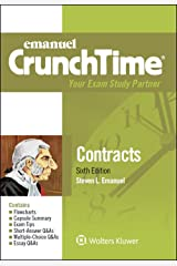 Emanuel CrunchTime for Contracts (Emanuel CrunchTime Series) Kindle Edition