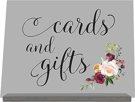 Amazon.com: LifeSong Milestones - Cartel de boda de acrílico ...