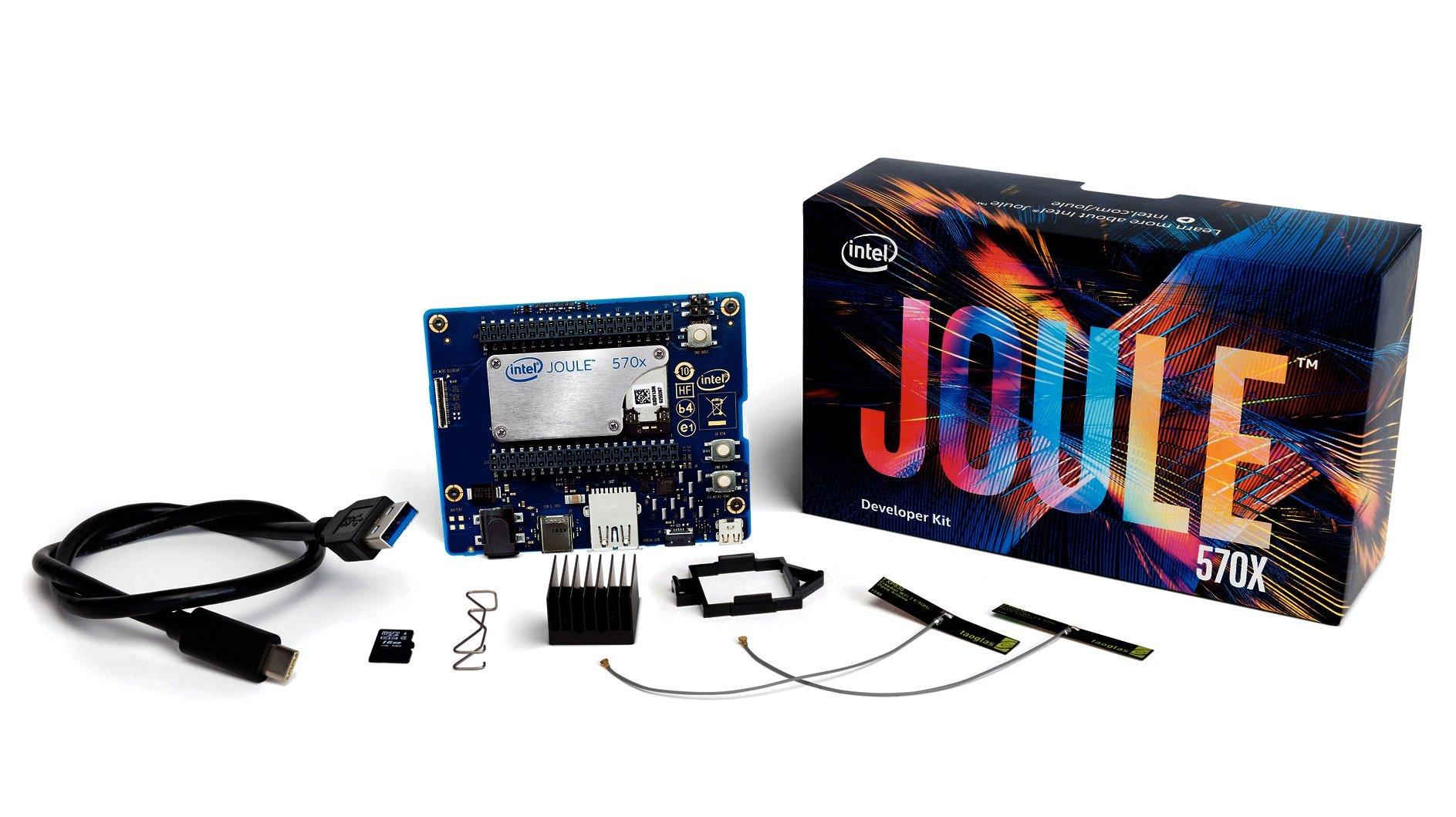 Intel Joule 570x Developer Kit Components GT.PDKW