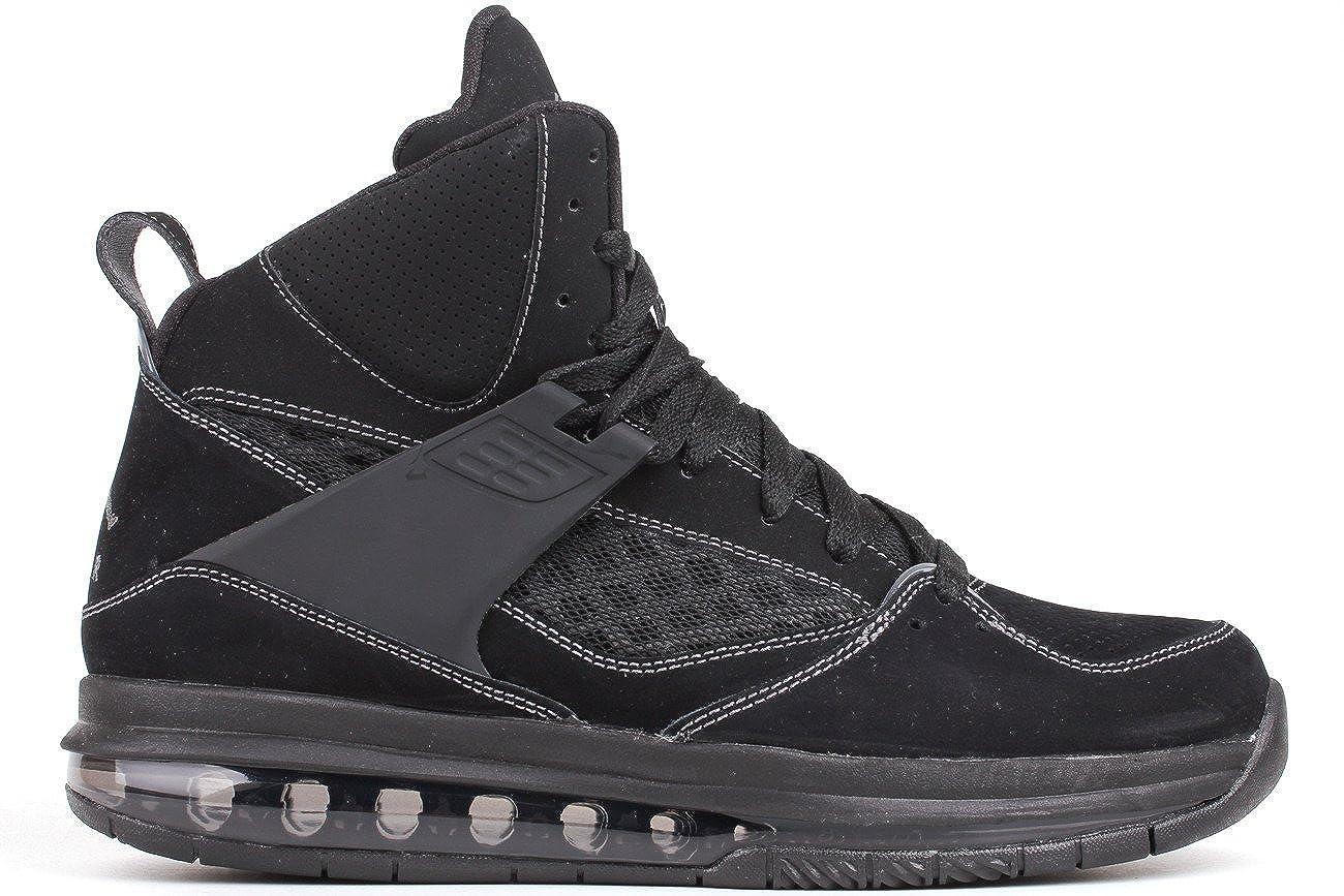 Nike Jordan Flight 45 High Maxバスケットボールシューズ B00AKH1QQU Black/Dark Grey/White 10 D(M) US