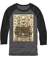 Adventure Time Show Time Baseball T-Shirt