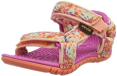 Teva Unisex Kids T Hurricane 3 Open Toe Sandals