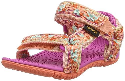d2bb9e0dd840 Teva Unisex Kids  T Hurricane 3 Open Toe Sandals  Amazon.co.uk ...