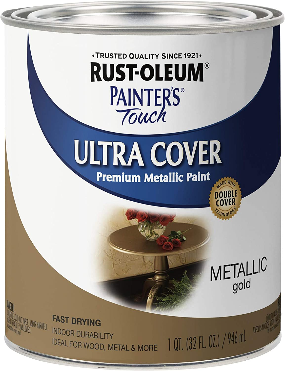 Rust-Oleum Painters Touch Gold Paint