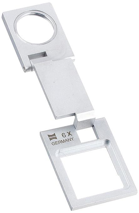Lupa Cuenta Hilos Metal 6 x Eschenbach  Amazon.es  Electrónica 35799799c8