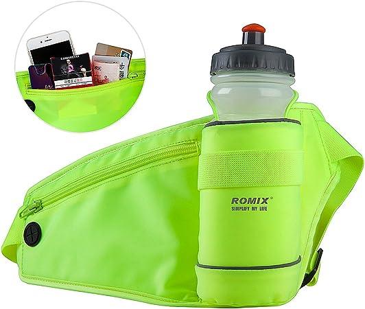 Sola botella cintura bag-large capacidad permite a más cosas ...