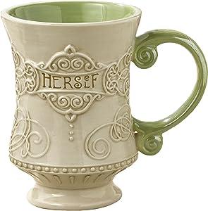 "Grasslands Road Celtic 10-Ounce""Herself"" Irish Coffee Mug, Gift Boxed"