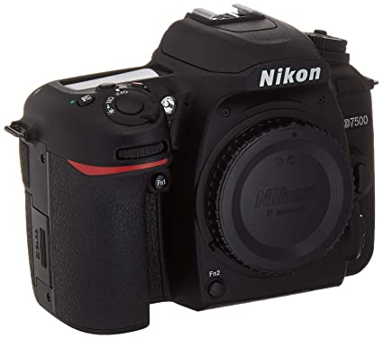 Nikon D7500 Body Refurbished Digital SLR Camera, 3 2
