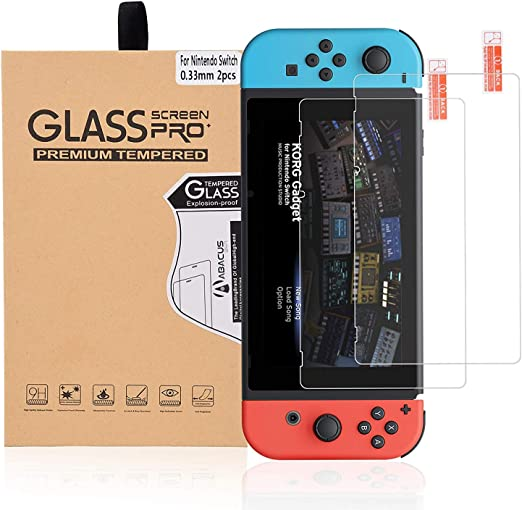 Abacus24-7 Protector de pantalla para Nintendo Switch - Vidrio ...