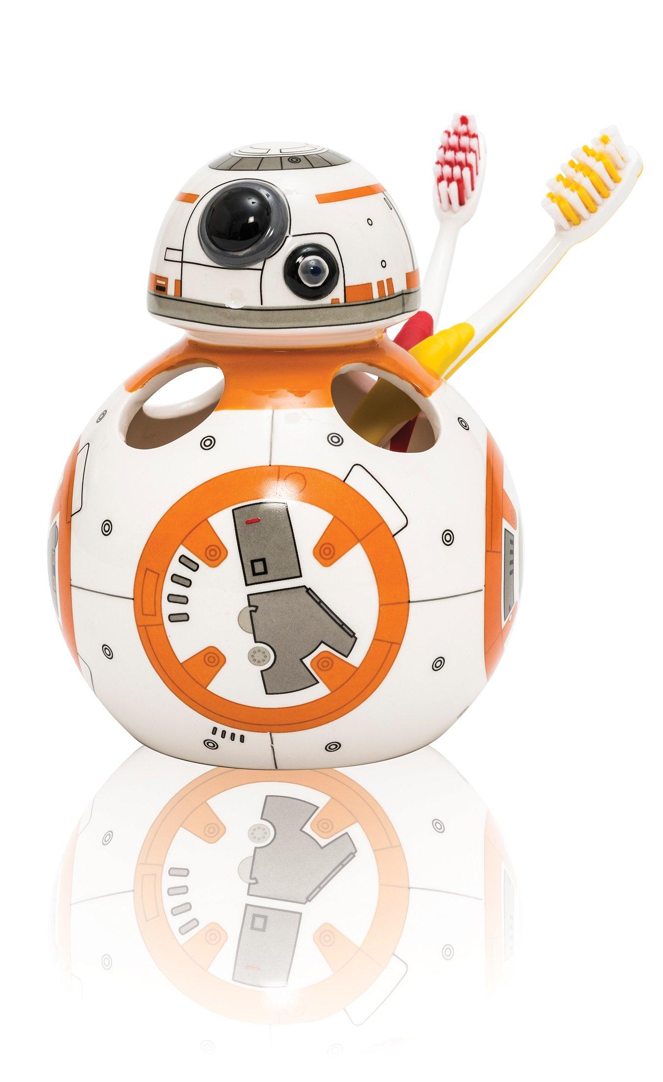 ToyJoy Star Wars Episode VII Toothbrush Holder BB-8 Other Accessori Cucina