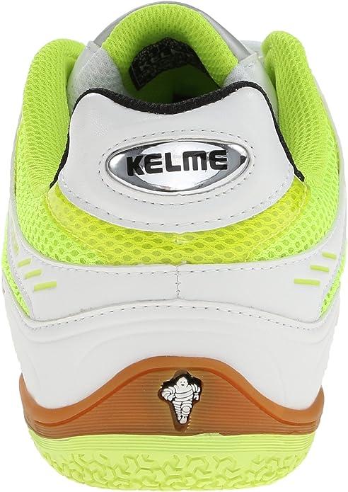 Kelme Star 360 para hombre. Suela Michelin, con malla de piel ...