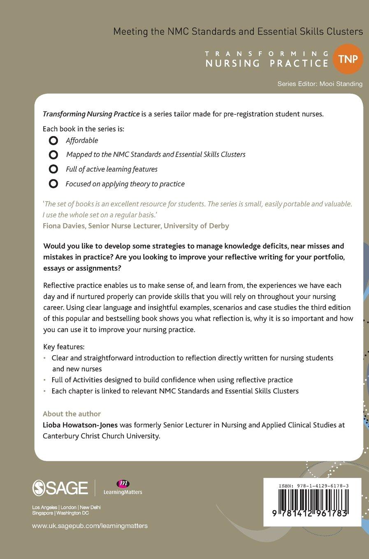 Reflective Practice in Nursing 3ed - Lioba Howatson-Jones