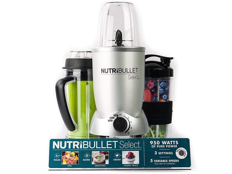 NutriBullet SELECT Multiple Functions Blender / Mixer System
