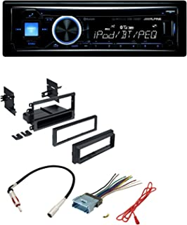 71l7PuvkirL._AC_UL320_SR268320_ amazon com car stereo radio kit dash installation mounting kit alpine cde 143bt wiring harness at bakdesigns.co