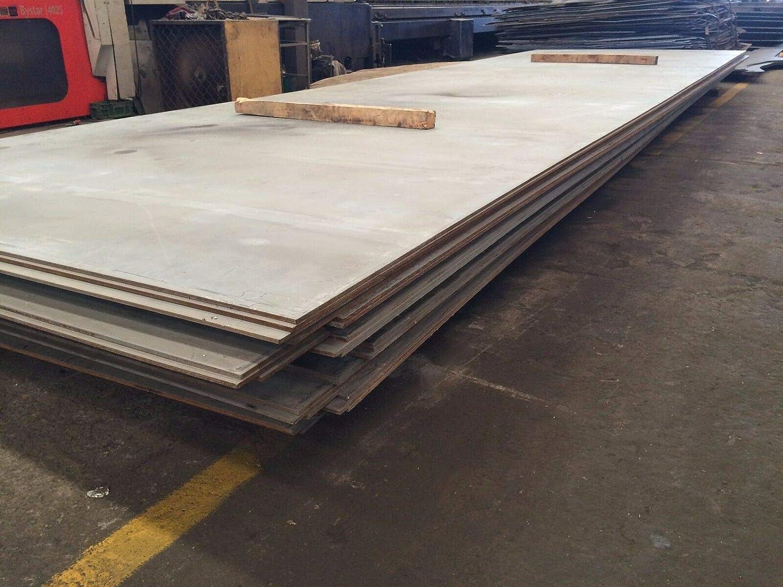 """1//4/"""" .250 HRO Steel Sheet Plate 4/"""" x 8/"""" Flat Bar A36"""