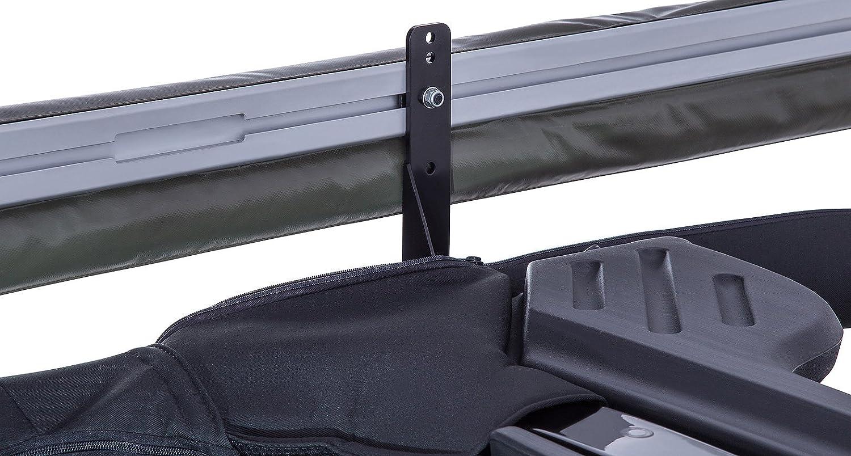 Rhino Rack 32122 Jeep Wrangler 2dr Sun Seeker//Batwing Eco Bracket Kit