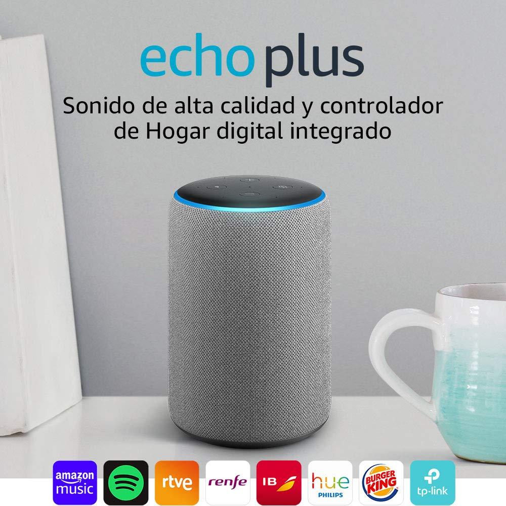 Chollazo Asistente Digital Echo Alexa de Amazon hasta el 43% de descuento 4 google home