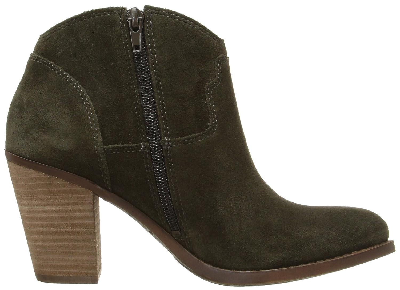 Lucky Brand Women's Eller Boot B01FXC3G78 6.5 B(M) US|Dark Moss