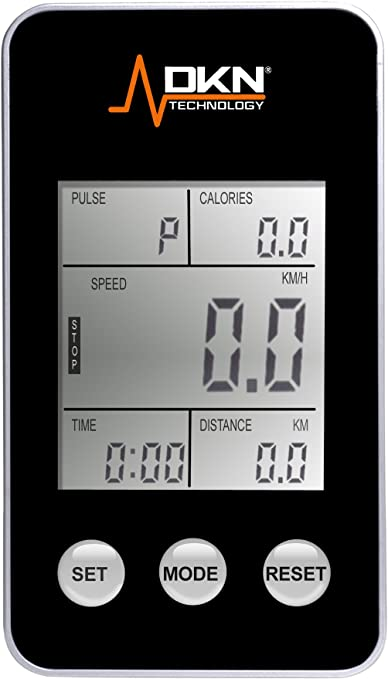 DKN Consola para Bicicleta Indoor Universal 1.3 Negro Única ...