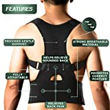 FITTOO Fully Adjustable Magnetic Clavicle Shoulder