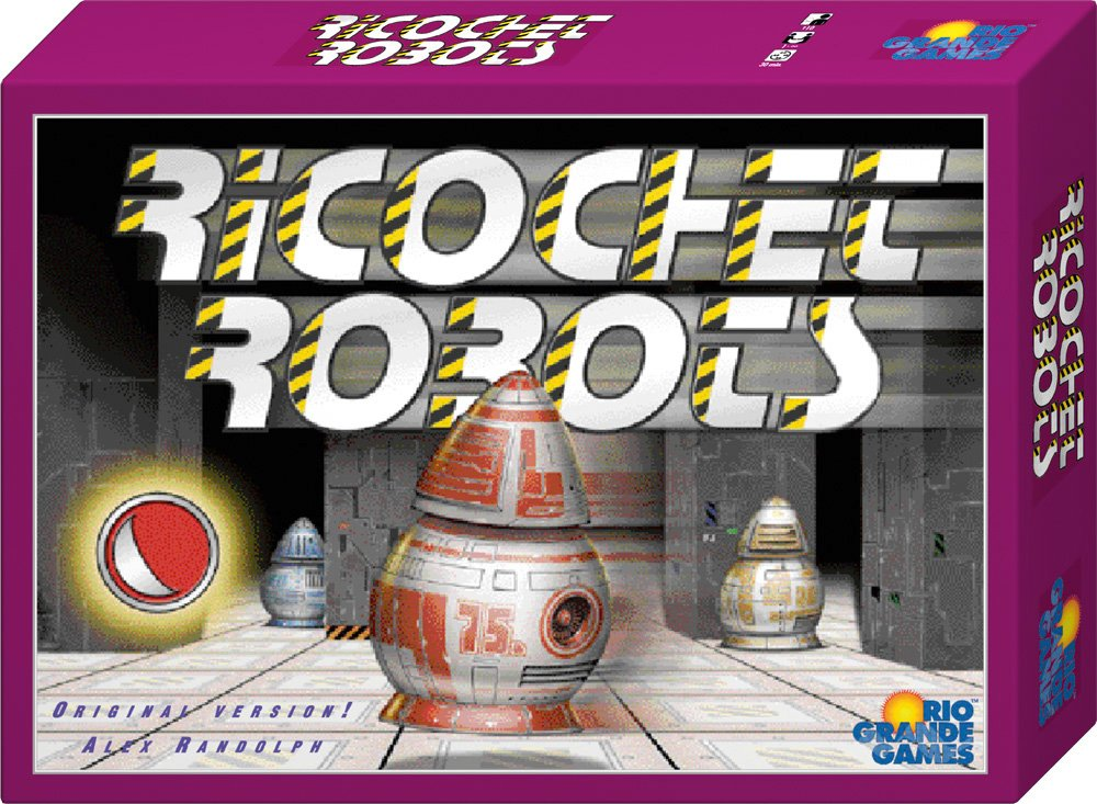 ABACUSSPIELE 00122 - Ricochet Robots, Brettspiel