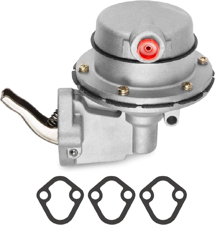 Fuel Pump Compatible with Sierra 18-7288 Marine Fuel Pump and Mercury Mercruiser 812454A1, 862048A1, 812454A3, M60601, 9-35426 Mechanical Fuel Pump
