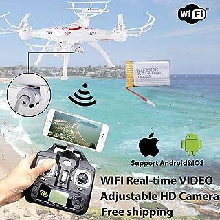 springdoit X5SW-1 Drone X2SW-1 2.4G 4CH 6-Axis 0.3MP Drone Drone 0.3MP UMP 0.3MP Mode Cadeau sans tête Mode sans tête Mode sans tête