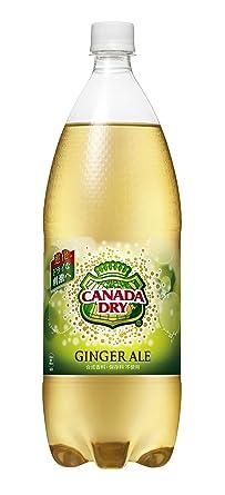 コカ・コーラ カナダドライ ジンジャーエール 1.5L×8本