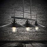 HWAMART ® HL424 Loft Pendant Light Vintage Fixture Chandelier Kitchen Shop Decor Ceiling Lamp