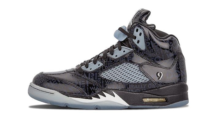 Amazon.com: Jordan Air 5 Retro DB, negro, 14 D(M) US: Shoes