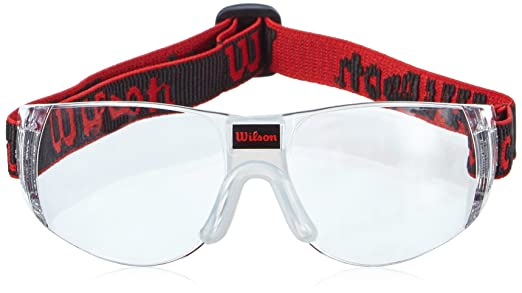 Amazon.com : Wilson Omni Eyewear Protection : Squash Goggles : Sports & Outdoors