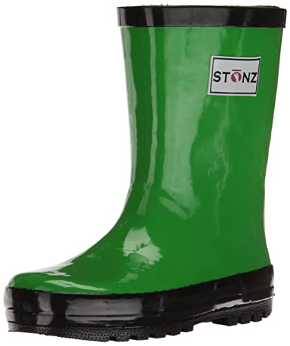 Amazon.com | Stonz Natural Rubber Rain Boot (Toddler/Little Kid ...