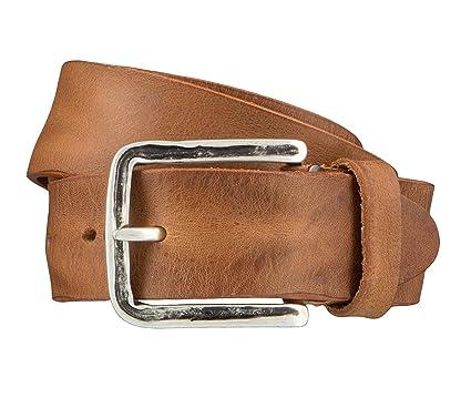 fd4b573c6f0e74 LLOYD Men's Belts Gürtel Herrengürtel Ledergürtel Cognac 4142, Farbe:Braun,  Länge:85
