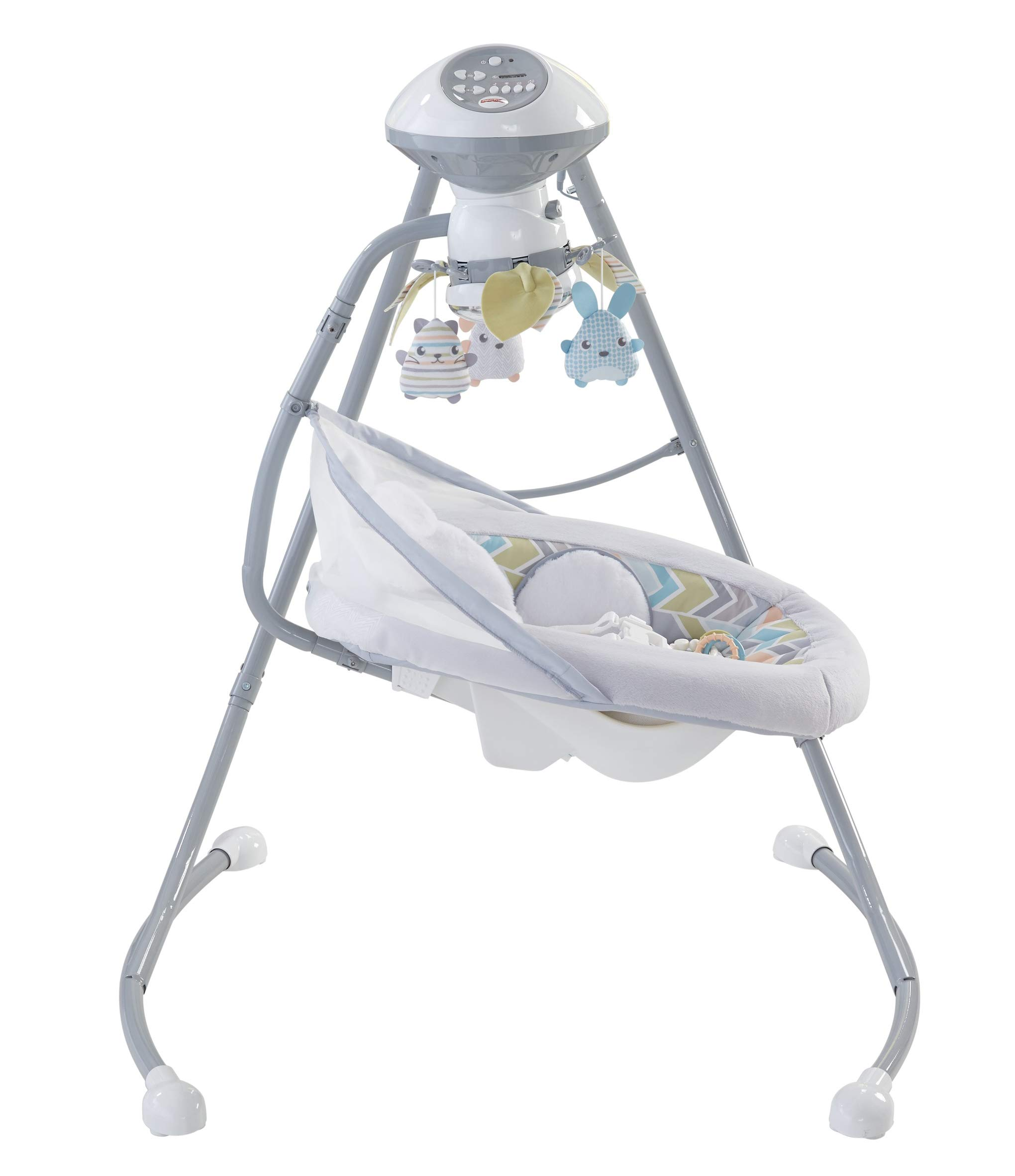 Fisher-Price Sweet Snugapuppy Dreams Cradle 'n Swing by Fisher-Price (Image #11)