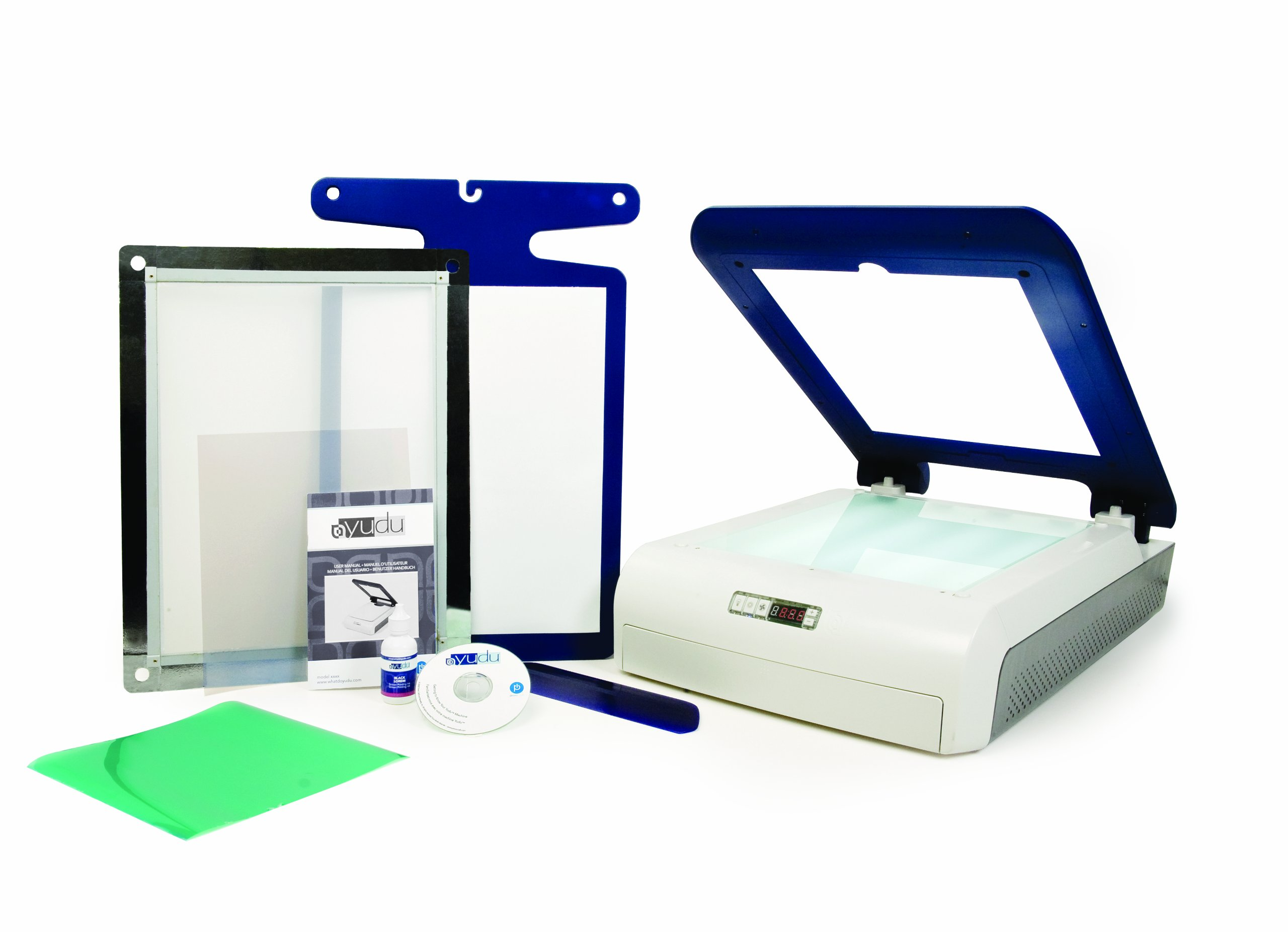 Yudu Personal Screen Printer by Provo Craft & Novelty/ yudu
