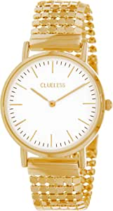 Clueless Analog Round Casual Watch, for Women - BCL10134-101